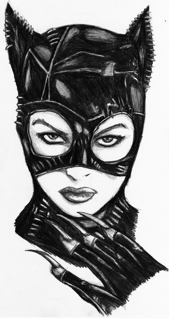 catwoman scan by darkartistdomain on DeviantArt