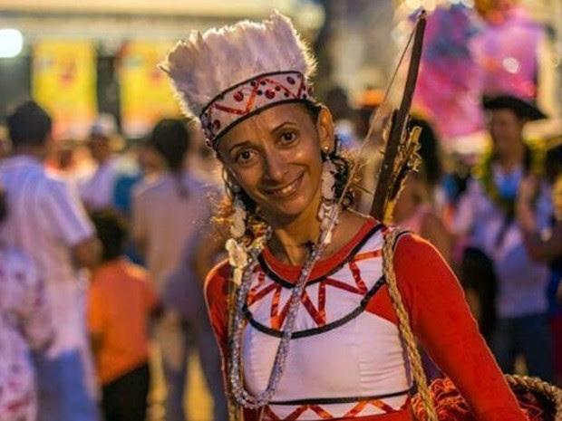 Ana Duarte era bailarina e foi assassinada por assaltantes neste sábado (26) (Foto: Reprodução/ Facebook)