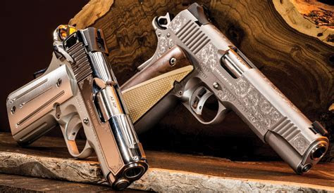 Kimber 1911 Review: Diamond Ultra II and Stainless II