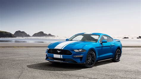 ford mustang ecoboost performance pack  wallpaper