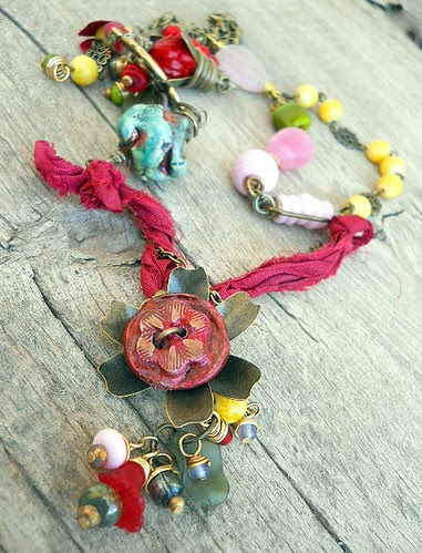 Necklace July ABS