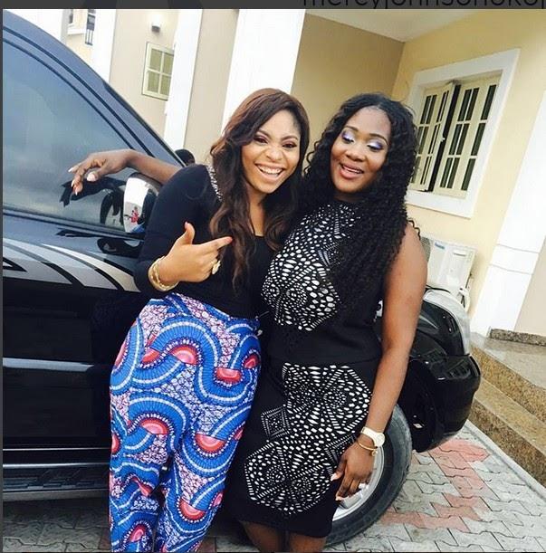 Mercy Johnson Flaunts Her Curves Quot Shakara No End Quot