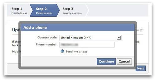 Tăng cường bảo mật cho tài khoản Mạng xã hội