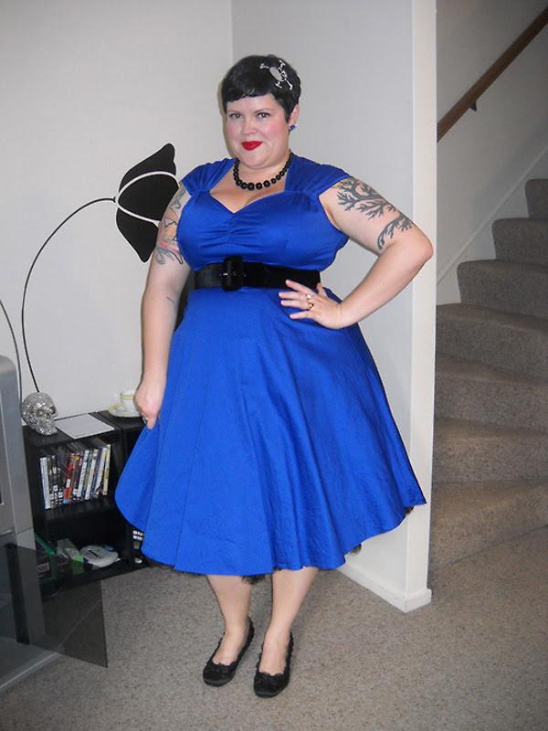 765444a8b84 Blog - Robe taille empire  qui peut la porter  Victoria Khä. Pour les  femmes rondes ...