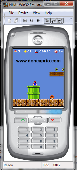 idpx emulator to run java (.jar) games and applications on your computer