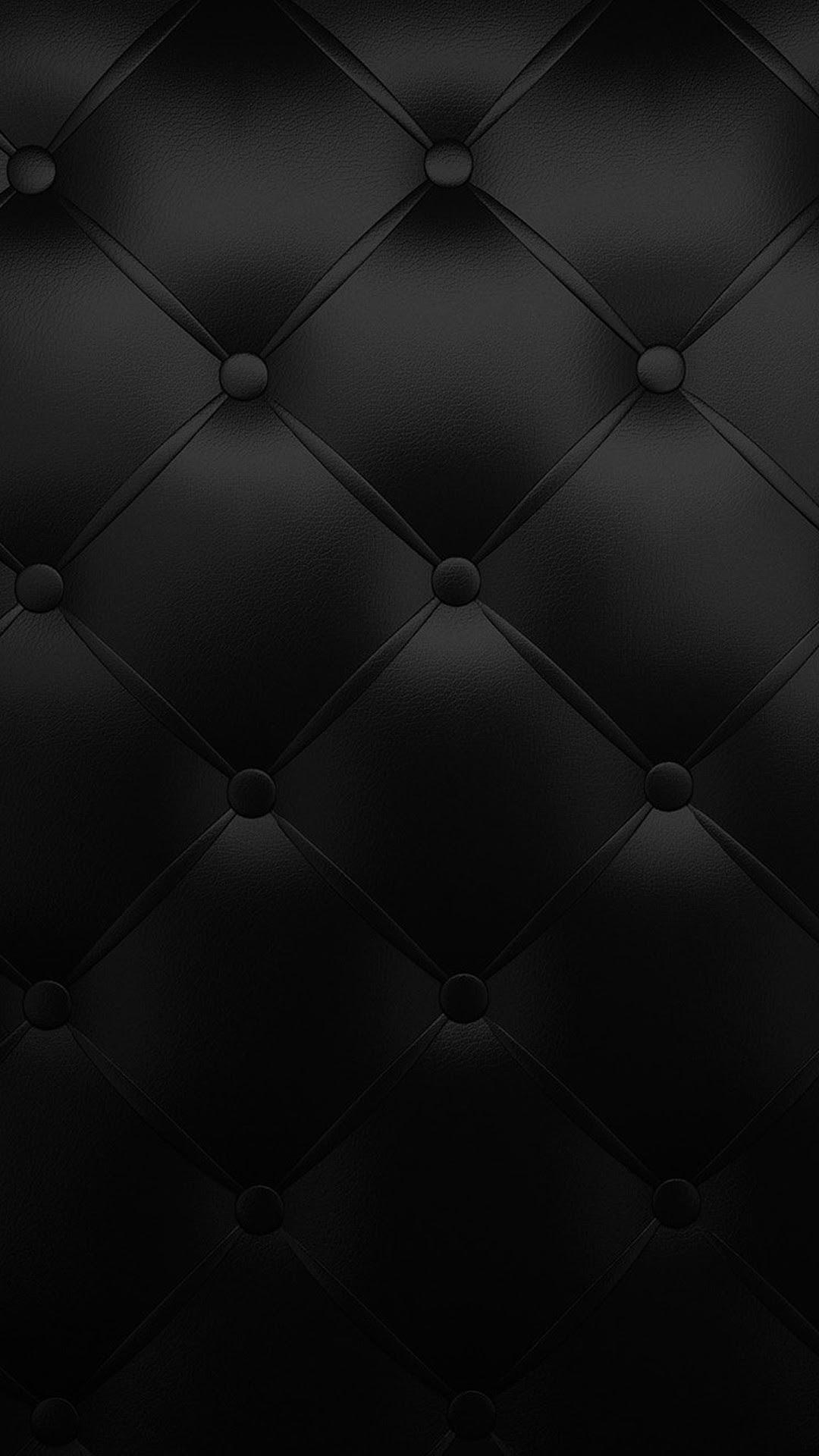 Iphone 6 Home Screen Wallpaper Black Homelooker