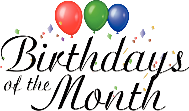 August Birthday Clipart Clipart Suggest