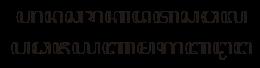 Huruf-huruf dasar dalam aksara Jawa.