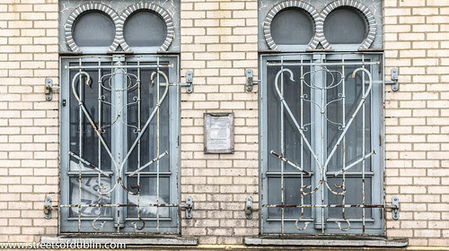 Viewing Urban Decay Through Two Windows (Dublin) by infomatique