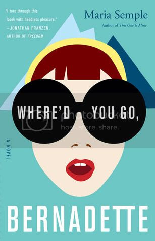 The Book Rest - Review for Where'd You Go, Bernadette by Marie Semple