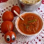 Tomato Chutney without onions