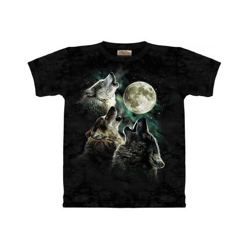 Camiseta Con 3 Lobos Aullando A La Luna Es El Item Más Vendido De Amazon