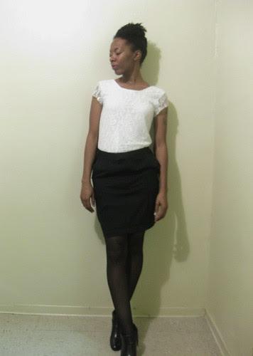 The Tux Skirt