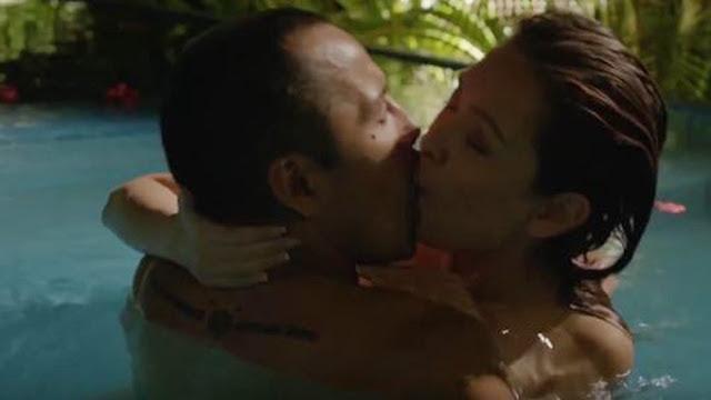 Jean Garcia Got Nervous in Sexy Pool Love Scene with Derek Ramsay!