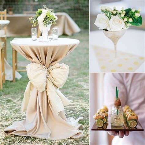 Cocktail Party Table Decorating Ideas Photograph   Galleries
