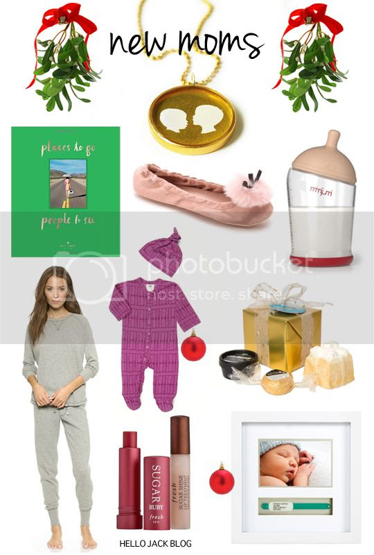 Hello Jack Blog: 2014 Holiday Gift Guide: FOR NEW MOMS
