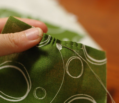 How to make a petit pouch 8