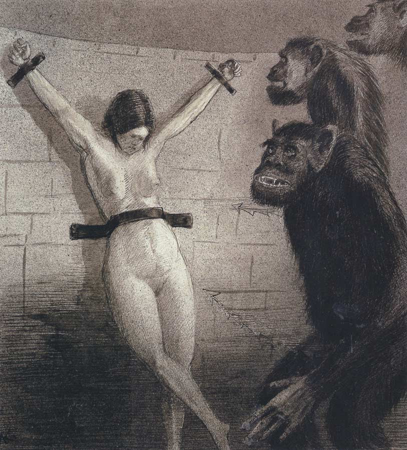 Alfred Kubin - One Women for All, 1900-01