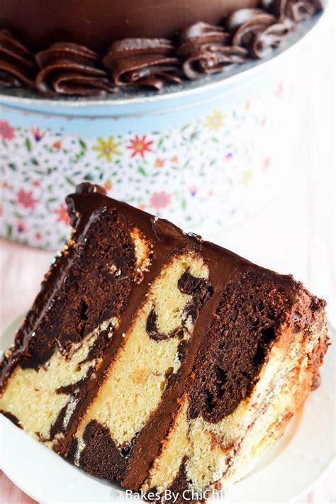 Chocolate Marble Fudge Cake   Recipe   Fudge, Chocolate