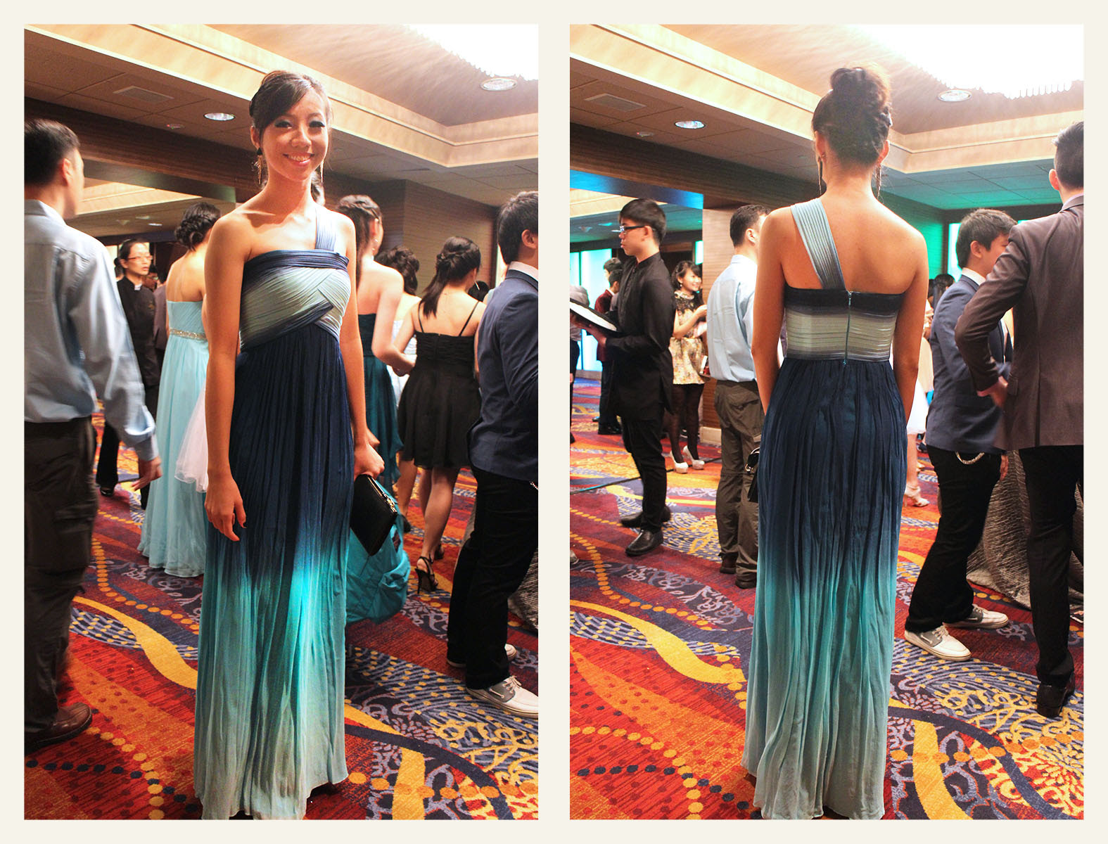Nice evening dresses in singapore