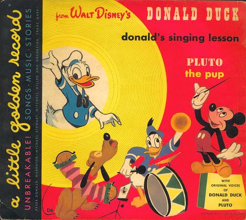 Donald's Singing Lesson 45