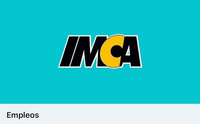 En #IMCA tenemos espacio para ti! Puedes aplicar para trabajar con nosotros