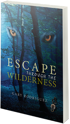 Escape Through the Wilderness 3D Cover