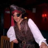 Yarr, I blog like a Pirate!