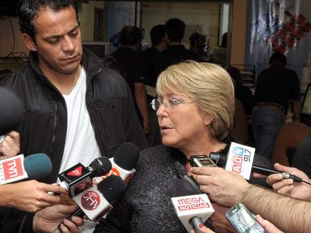 27.fev.2010/Marcelo Agost/AFP