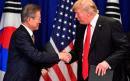 South Korean president to meet Trump to resolve impasse with North Korea