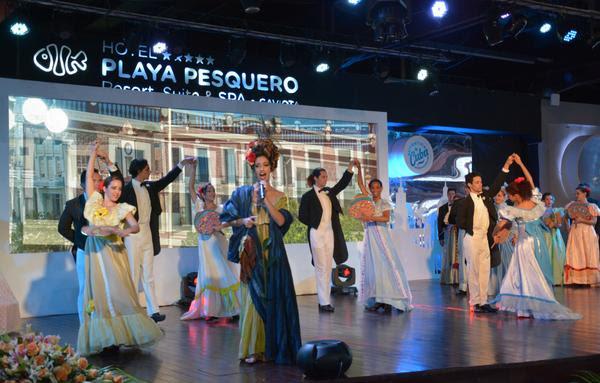 Inauguración de 37 Feria Internacional de Turismo FitCuba 2017, en la provincia Holguín, Cuba, el 3 de mayo de 2017. ACN FOTO/Juan Pablo CARRERAS