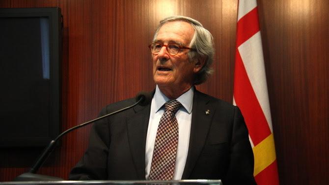L'exalcalde de Barcelona Xavier Trias, cap de files de CiU a l'ajuntament (ACN)