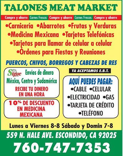 Talones Meat Market - My Chivo Source