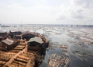 Lagos, 'apartheid' climático