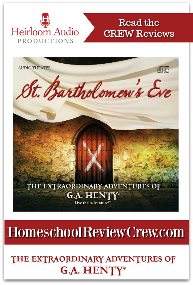 St. Bartholomew's Eve {Heirloom Audio Reviews}