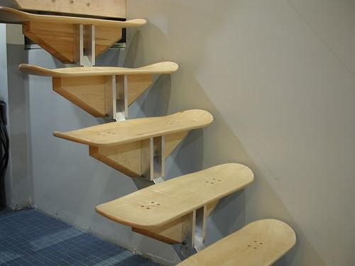 Diseño de escaleras #3