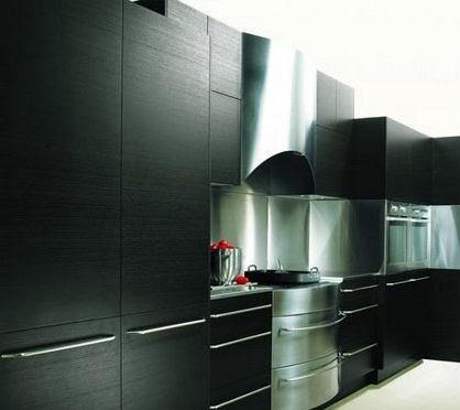Luxury kitchen design contemporary kitchen design ideas for Modern kitchen designs 2009