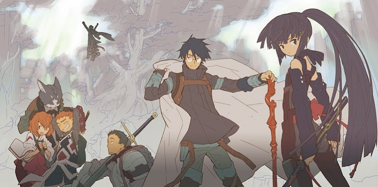 Anime Like Log Horizon And Sword Art Online