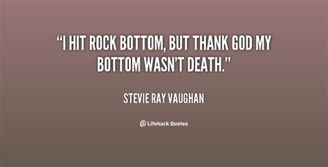 Rock Bottom Inspirational Quotes