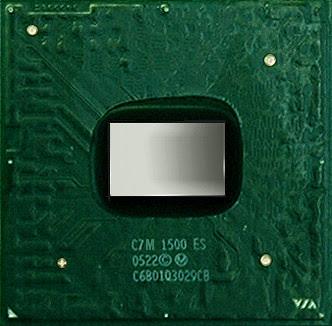 VIA C7-M Mobile Processor