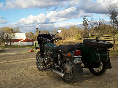 Hanging out with the Ural