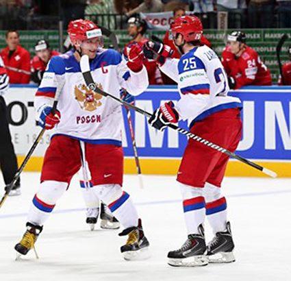 Ovechkin and Zaripov Russia photo AlexanderOvechkin8andDanisZaripov.jpg