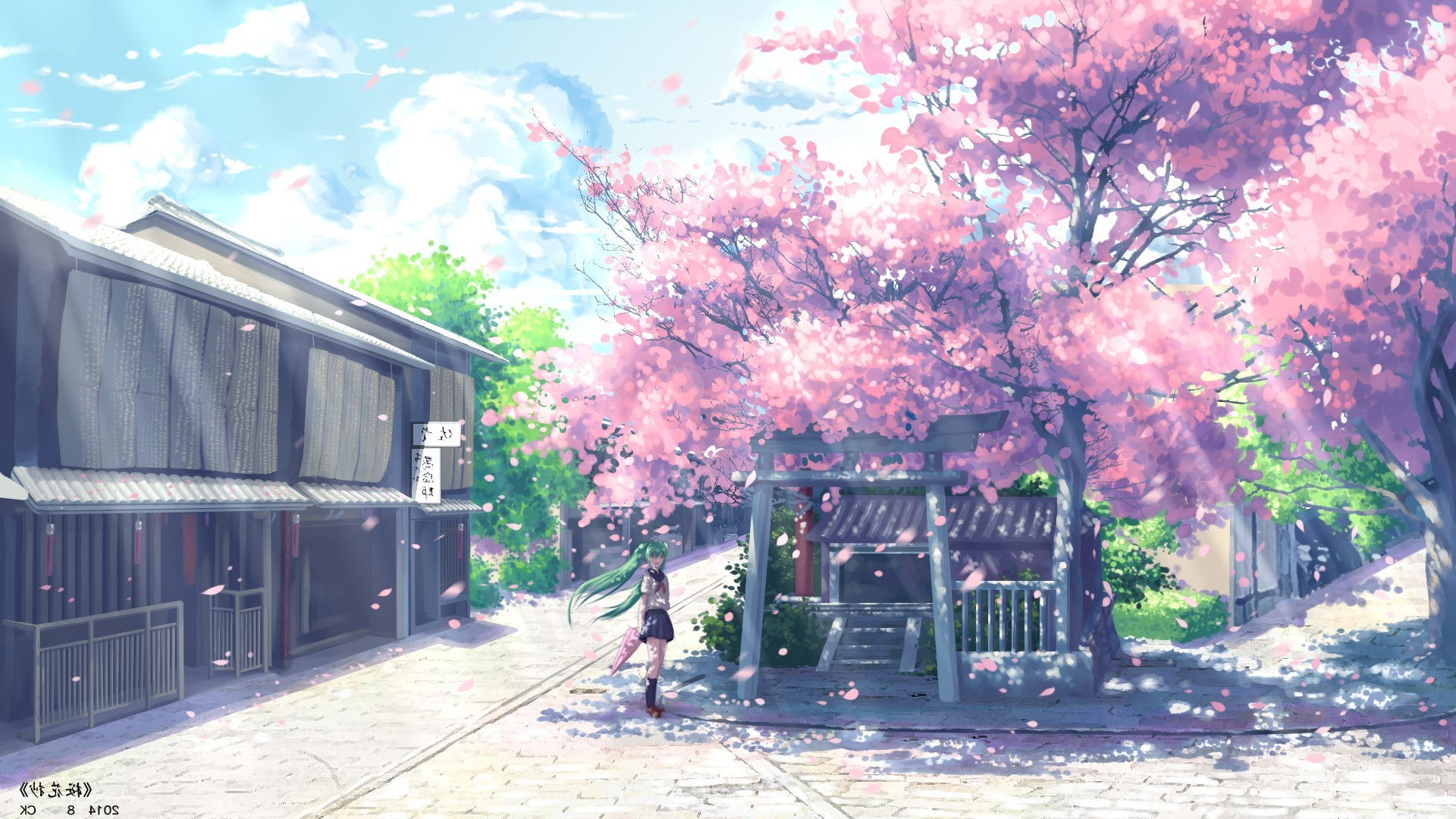 17 Anime Japanese Aesthetic Wallpaper Desktop Sachi Wallpaper