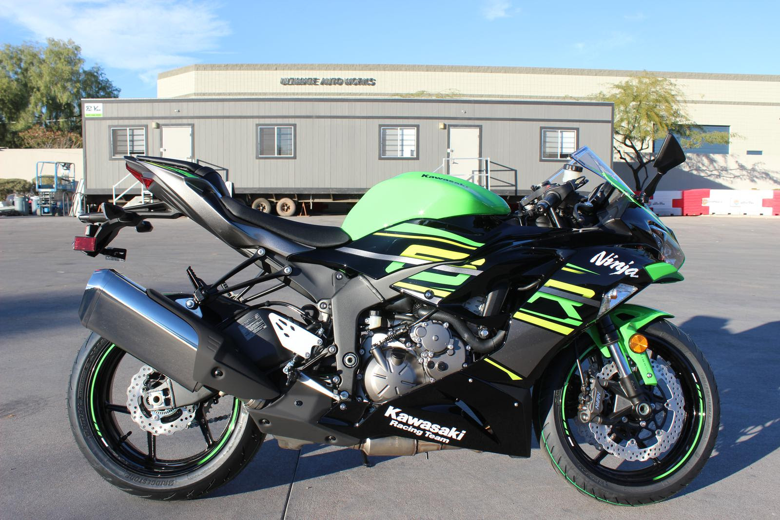 2019 Kawasaki Ninja Zx 6r Abs Krt Edition For Sale In
