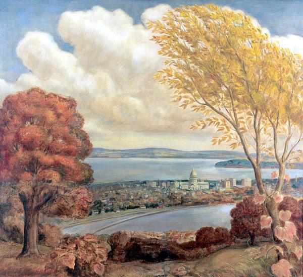 Madison Landscape