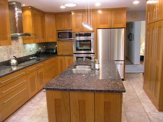 Rubinstein Kitchen 1 Modern Small Layout Help Kitchens Forum Gardenweb