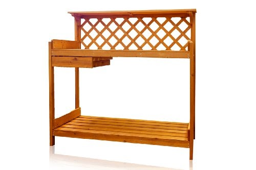 Outdoor Wooden Benches Great Price Wood Potting Bench
