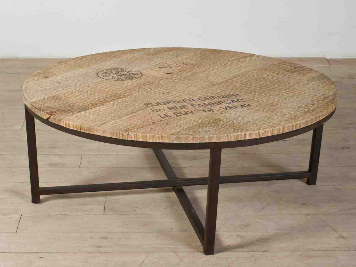 Round Coffee Table And End Tables - Decor IdeasDecor Ideas