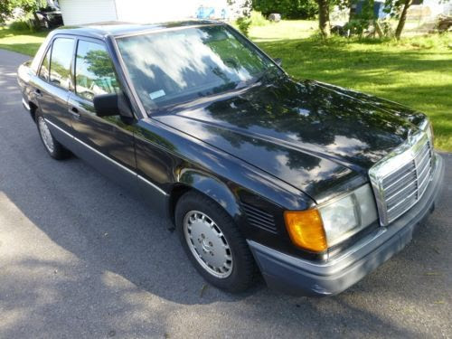 Purchase used 1992 MERCEDES 300D TURBO DIESEL 2.5 RUNS & DRIVES EXC *LOOK* in Brunswick ...