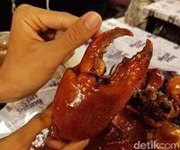 Miting Lobster Rumah Genjing Menu